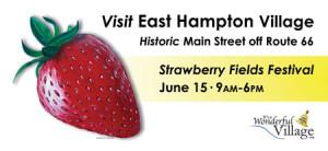 East Hampton CT Locksmith Strawberry festival