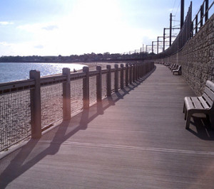 East Lyme CT Locksmith boardwalk