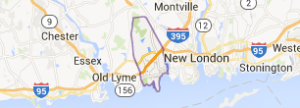 East Lyme CT Locksmith service area