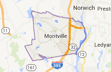 Montville CT Locksmith map