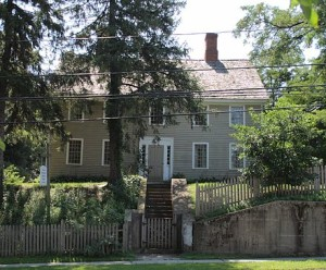 West Hartford CT Locksmith Sarah Whitman Hooker house